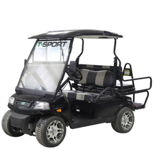 Fashion Design Car 4WD Electric Motor Golf Cart