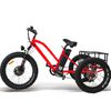 24*4.0 inch sporty fat tire tricycle electric